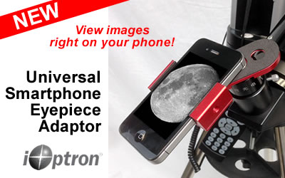 The NEW universal smartphone eyepiece adaptor